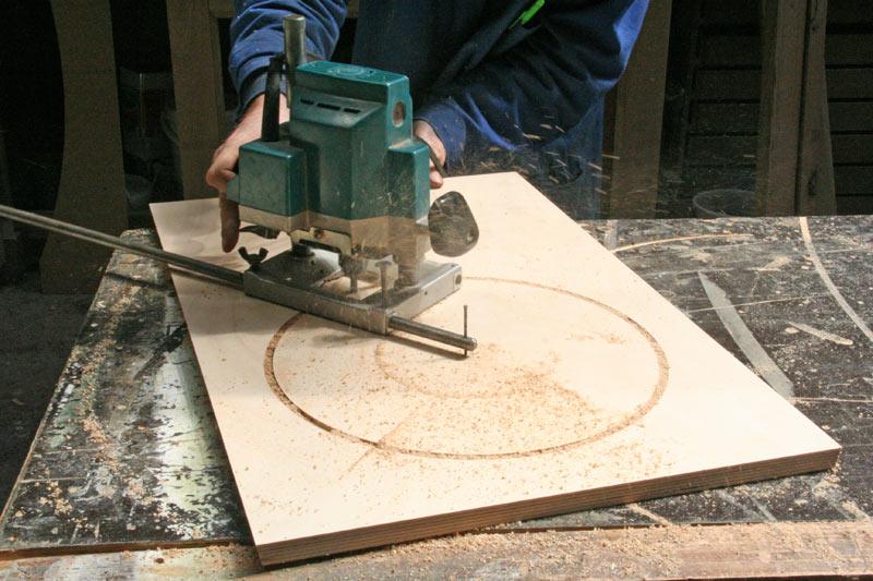 Le forum dIP • Afficher le sujet  comment scier un cercle de 46cm
